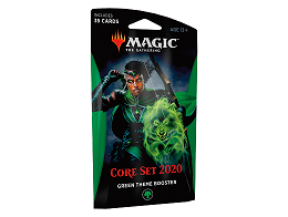 MTG Core Set 2020 Theme Booster - Green