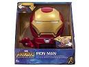 Reloj Alarma con luz Marvel: Iron Man