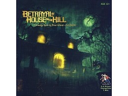 Betrayal At House On The Hill JDM