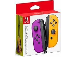Nintendo Switch Joy-Con Set Neon Purple/Orange