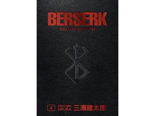 Berserk Deluxe Volume 4 (ING/HC) Comic