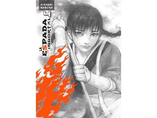 La espada del Inmortal Kanzenban 04 (ESP/TP) Comic