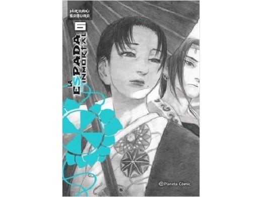 La espada del Inmortal Kanzenban 06 (ESP/TP) Comic