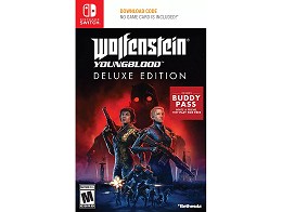 Wolfenstein: Youngblood Deluxe Edition NSW