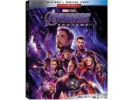Avengers: Endgame Blu-Ray (USA)