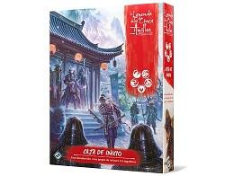 La Leyenda de los Cinco Anillos Caja de Inicio RPG
