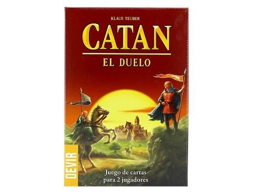 Catán: El duelo - Juego de mesa