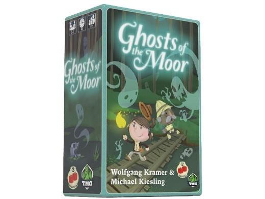 Ghosts of the Moor - Juego de mesa