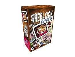 Sherlock Express - Juego de mesa