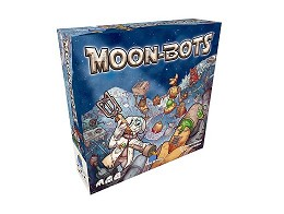 Moon Bots - Juego de mesa