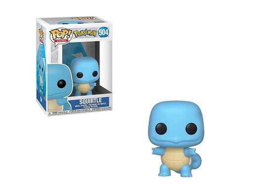 Figura Pop! Games: Pokémon - Squirtle
