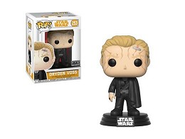 Figura Pop Star Wars Solo - Dryden Voss