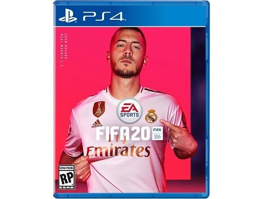 FIFA 20 PS4 Usado
