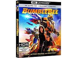 Bumblebee 4K Blu-ray