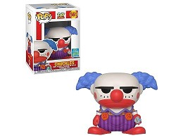 Figura Pop! Toy Story 4 - Chuckles The Clown (SCE)