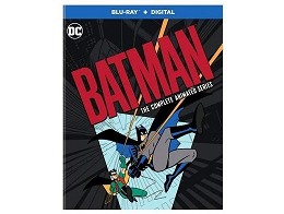Batman: The Complete Animated Series Blu-Ray