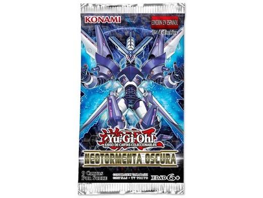 Sobre Yu-Gi-Oh! TCG Neotormenta Oscura