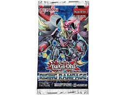 Sobre Yu-Gi-Oh! TCG Rising Rampage
