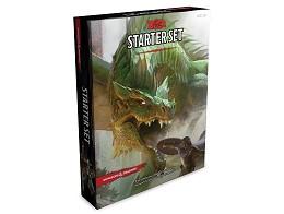Dungeons & Dragons: Starter Set (Inglés)