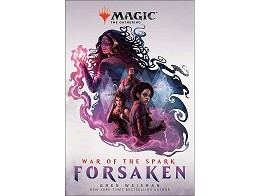 MTG: War of the Spark - Forsaken (ING) Libro