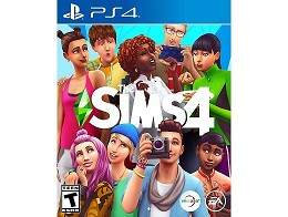 The Sims 4 PS4