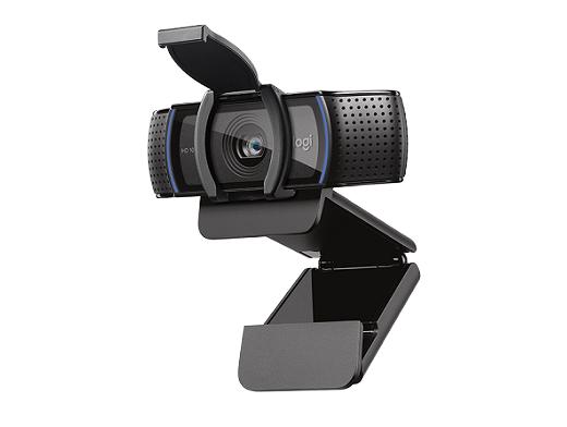 Webcam Logitech C920S Pro