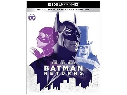 Batman Returns 4K Blu-Ray