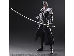 Figura Play Arts Kai FF VII AC - Sephiroth