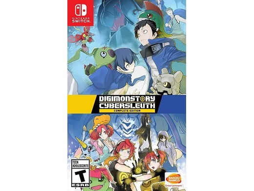 Digimon Story Cyber Sleuth: Complete Edition NSW