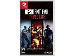 Resident Evil Triple Pack NSW