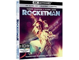 Rocketman 4K Blu-Ray