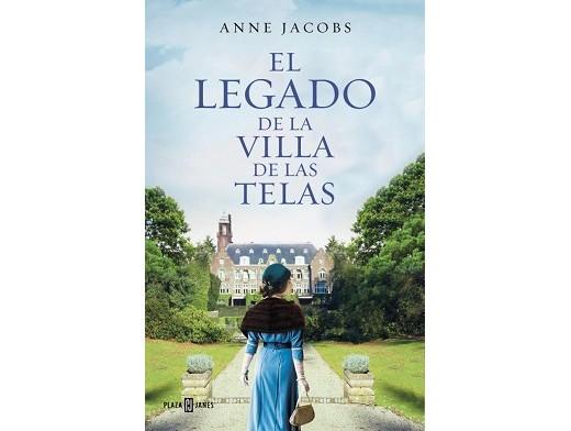 El legado de la villa de las telas (ESP) Libro