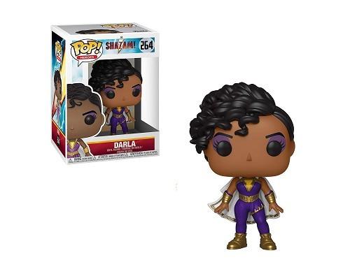 Figura Pop! Heroes: Shazam - Darla