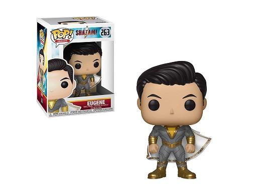Figura Pop! Heroes: Shazam - Eugene