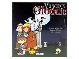 Munchkin Gloom - Juego de Mesa