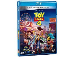 Toy Story 4 Blu-ray + Bonus + DVD (latino)