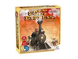 Colt Express - Juego de mesa
