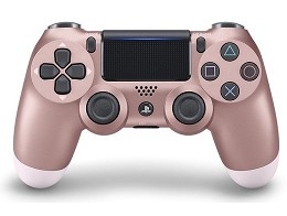 Control Sony DualShock 4 Rose Gold PS4
