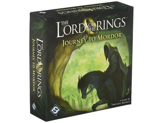TLOTR: Journey to Mordor - Juego de Mesa