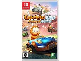Garfield Kart: Furious Racing NSW
