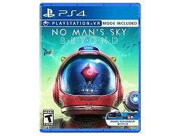 No Man's Sky: Beyond PS4