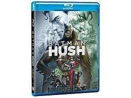 Batman: Hush Blu-Ray (latino)