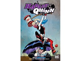 Harley Quinn v6 Angry Bird Rebirth (ING/TP) Comic