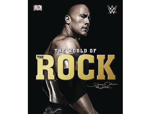 WWE World of The Rock (ING/HC) Comic