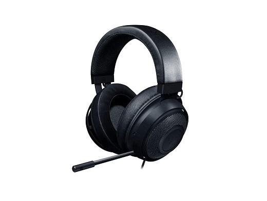 Headset Razer Kraken Multiplataforma Oval Black