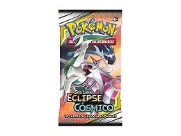 Sobre Pokémon TCG Eclipse Cósmico