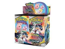 Display sobres Pokémon TCG Cosmic Eclipse