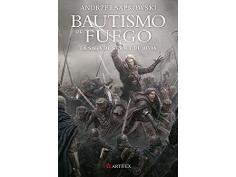 The Witcher 5 - Bautismo de Fuego (ESP) Libro