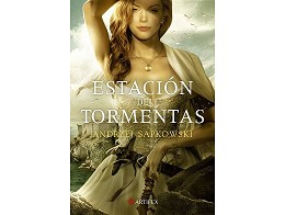 The Witcher 8 - Estación de Tormentas (ESP) Libro