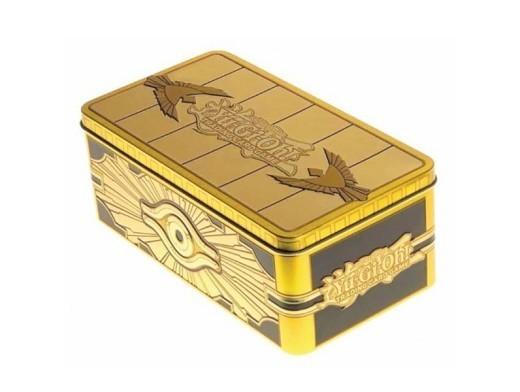 Yu-Gi-Oh! TCG Gold Sarcophagus Tin 2019